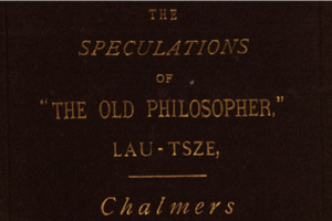 The Earliest Translations of Tao Te Ching in the West