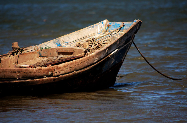 empty boat by chuang tzu