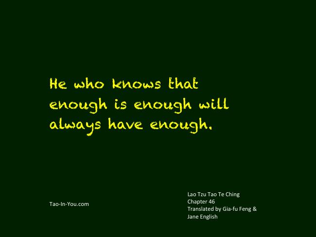 Having Desires is Not Wrong – Tao of Abundance