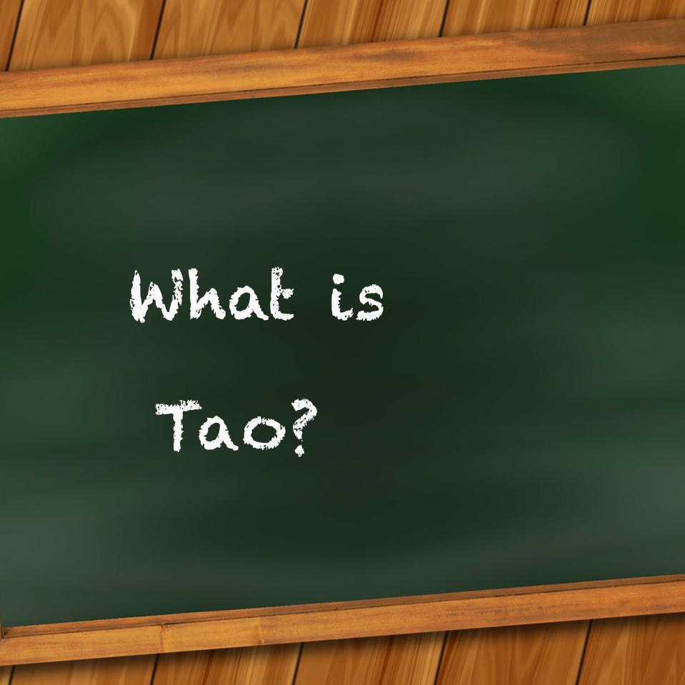 Tao explained
